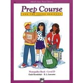 Alfred Music Alfred's Basic Piano Prep Course: Notespeller Book D