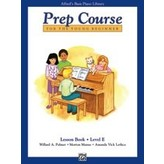 Alfred Music Alfred's Basic Piano Prep Course: Lesson Book E