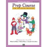 Alfred Music Alfred's Basic Piano Prep Course: Christmas Joy! Book D