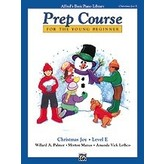 Alfred Music Alfred's Basic Piano Prep Course: Christmas Joy! Book E