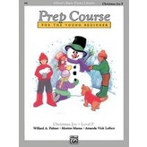 Alfred Music Alfred's Basic Piano Prep Course: Christmas Joy! Book F