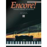 Alfred Music Encore!, Book 1