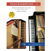 Alfred Music Essential Keyboard Repertoire, Volume 1 Book and CD