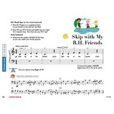 Faber Piano Adventures My First Piano Adventure - Lesson Book C with Play-Along & Listening CD