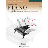 Faber Piano Adventures Accelerated Piano Adventures - Performance Book  1