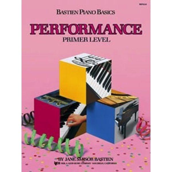 Bastien Piano Bastien Piano Basics, Primer, Performance