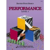 Bastien Piano Bastien Piano Basics, Level 1, Performance