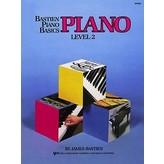 Bastien Piano Bastien Piano Basics, Piano, Level 2