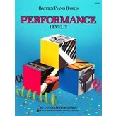 Bastien Piano Bastien Piano Basics, Level 2, Performance