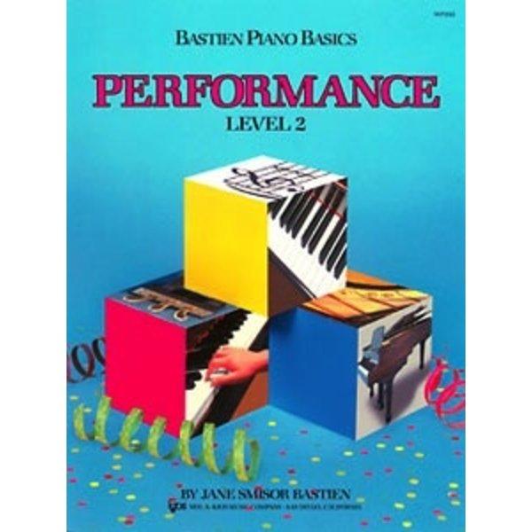 Bastien Piano Bastien Piano Basics, Level 2, Performance