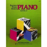 Bastien Piano Bastien Piano Basics, Level 3, Piano