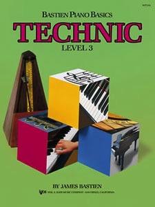 Level 3 Bastien Piano Basics Performance WP213 Kjos