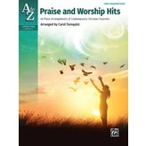 Alfred Music A to Z Praise and Worship Hits