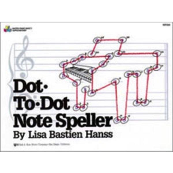 Bastien Piano Dot To Dot Note Speller