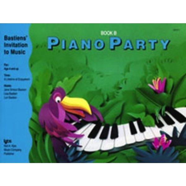Bastien Piano Piano Party Book B