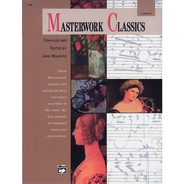 Alfred Music Masterwork Classics, Level 6
