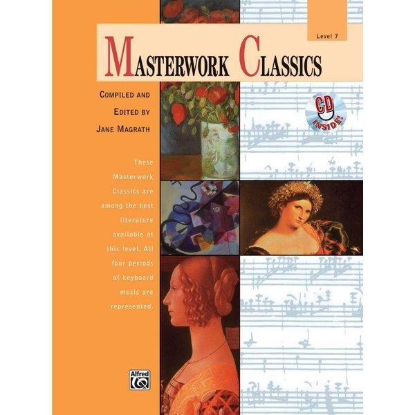 Level 3 Masterwork Classics Alfred Presents...