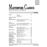 Alfred Music Masterwork Classics, Level 9