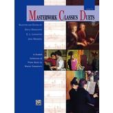 Alfred Music Masterwork Classics Duets, Level 9