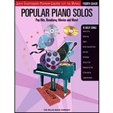 Willis Music Company Popular Piano Solos - Grade 4
