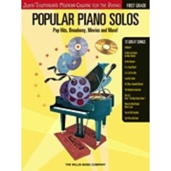Willis Music Company Popular Piano Solos - Grade 1