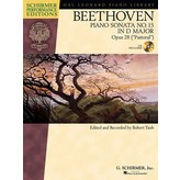 Schirmer Beethoven: Sonata No. 15 in D Major, Opus 28 (Pastoral)