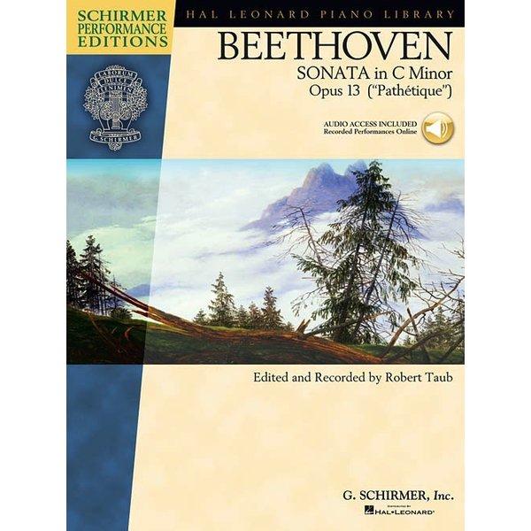 """Schirmer Beethoven – Sonata in C Minor, Opus 13 (""""Pathétique"""")"""