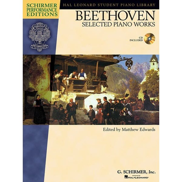 Schirmer Beethoven – Selected Piano Works