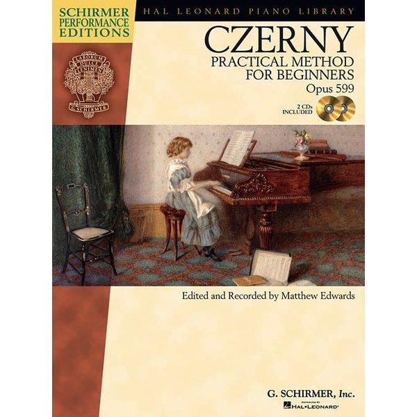 Schirmer Czerny – Practical Method for Beginners, Op. 599