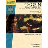 Schirmer Chopin – Selected Preludes