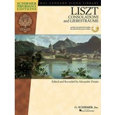 Schirmer Franz Liszt – Consolations and Liebesträume
