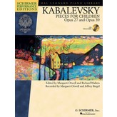 Schirmer Kabalevsky – Pieces for Children, Op. 27 and 39