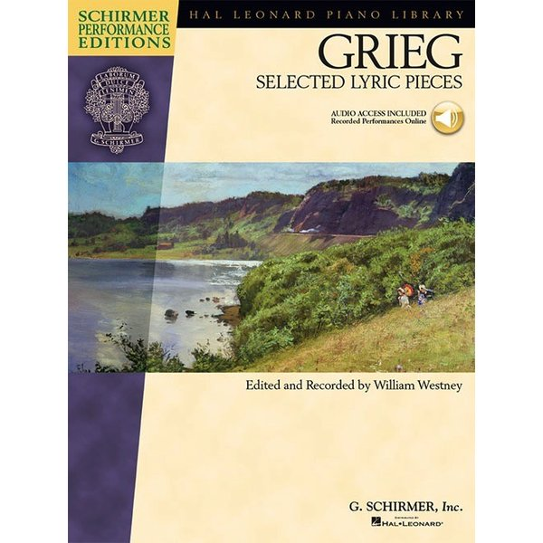 Schirmer Edvard Grieg – Selected Lyric Pieces