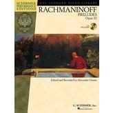 Schirmer Serge Rachmaninoff – Preludes, Op. 32