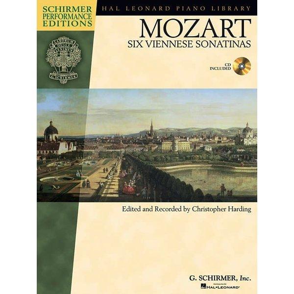 Schirmer Mozart – Six Viennese Sonatinas