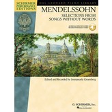 Schirmer Mendelssohn – Selections from Songs Without Words