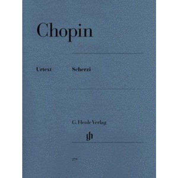 Henle Urtext Editions Chopin - Scherzi