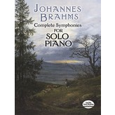 Dover Publications Complete Symphonies for Solo Piano - Brahms