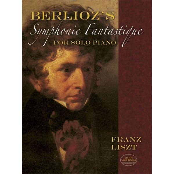 Dover Publications Berlioz's Symphonie Fantastique for Solo Piano