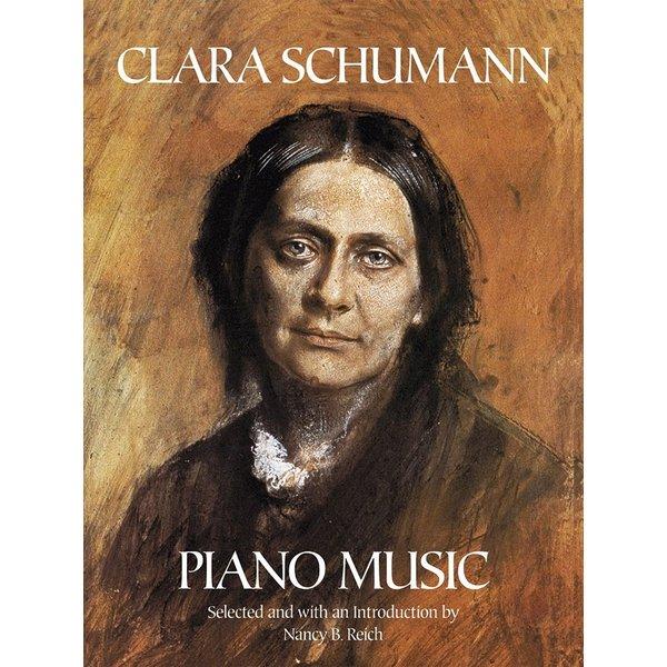 Dover Publications Clara Schumann Piano Music - Schumann