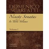 Dover Publications Domenico Scarlatti: Ninety Sonatas in Three Volumes, Volume I