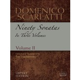 Dover Publications Domenico Scarlatti: Ninety Sonatas in Three Volumes, Volume II