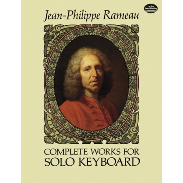 Dover Publications Complete Works for Solo Keyboard - Rameau