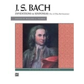 Alfred Music J.S. Bach - Inventions & Sinfonias (Two- & Three-Part Inventions)