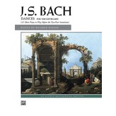 Alfred Music J.S. Bach - Dances for the Keyboard