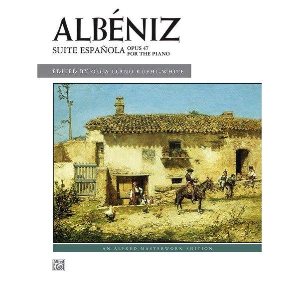 Alfred Music Suite Española, Opus 47