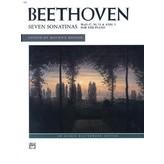 Alfred Music Beethoven - 7 Sonatinas