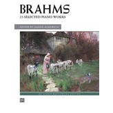 Alfred Music Brahms - 23 Selected Piano Works