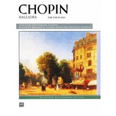 Alfred Music Chopin - Ballades