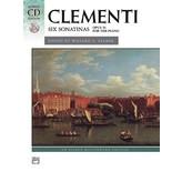 Alfred Music Six Sonatinas, Opus 36